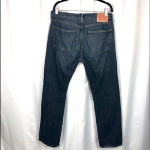 Levi's 505 men's denim jeans